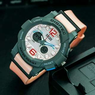 DIGITEC ORIGINAL & WATER RESIST