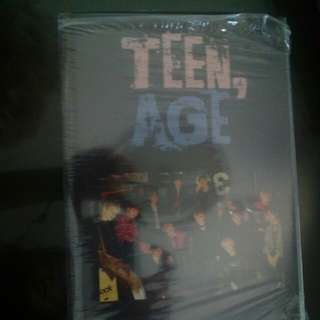[Unsealed]SEVENTEEN TEEN,AGE ALBUM