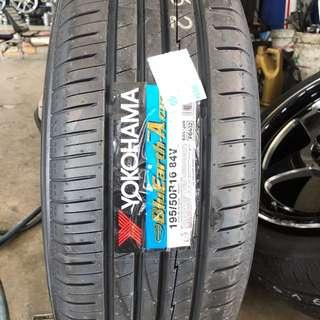 195/50/16 Ae50 Yokohama Tyre