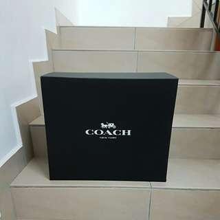 Coach carton box (price nego)