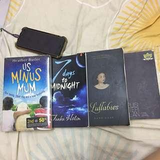 Preloved & new books