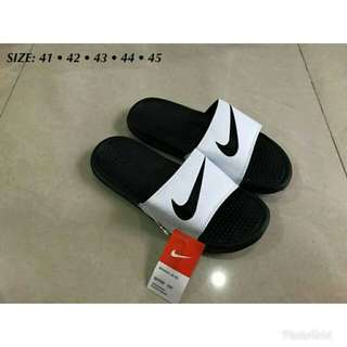 Now Available!  Nike Slippers