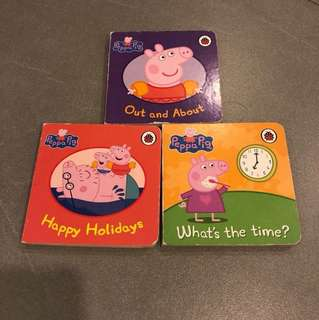 Peppa Pig books 5 for $2