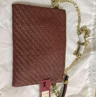 Merona purse detachable handle