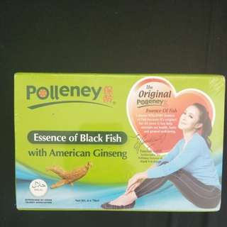 Essence of Black Fish