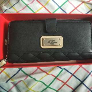 Guess Wallet genuine