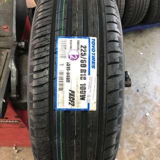 225/60/18 CF2 Toyo tyre