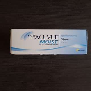 1 Day Acuvue Moist with astigmatism