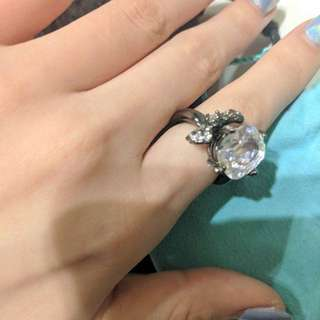 Juicy couture adjustable ring