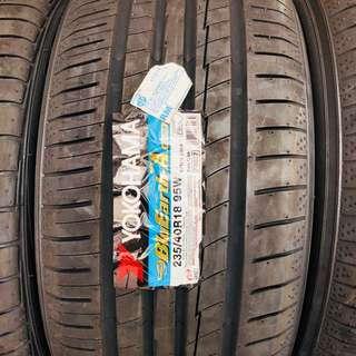 235/40/18 AE50 Yokohama Tyre