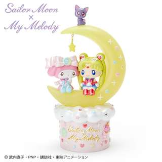 Japan Sanrio Sailor Moon x My Melody Light