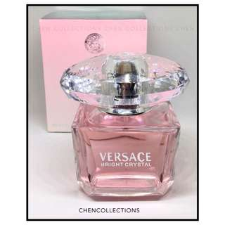 Versace Bright Crystal for Women (90ml)