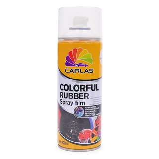 Carlas Colorful Rubber Spray Film 400ml (Pearl White)