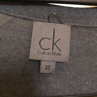 Calvin Klein women's long cardigan