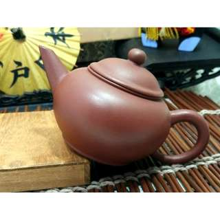 阿公留下來的中國宜興陳桂珍製壺茶壺泡茶紫砂壺單孔