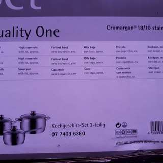 WMF QUALITY ONE SET