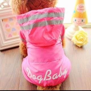 Pet Dog / Cat Raincoat