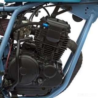 Engine Spray - Motorbike