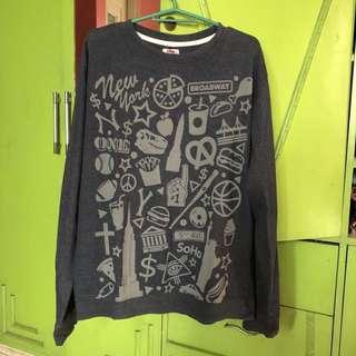 Bench pullover sweatshirt (Men)