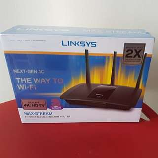 Linksys AC1909+ Router BNIB