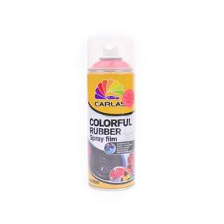 Carlas Colorful Rubber Spray Film 400ml (Pink)