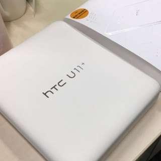 [sold]htc u11+ dual nano sim 128gb