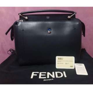 Fendi Dotcom Black