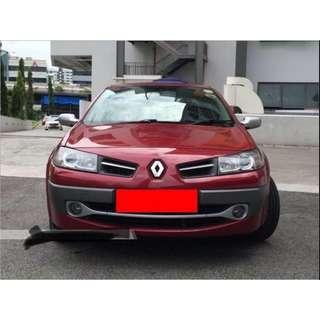 Renault Megane 1.6A (OPC)