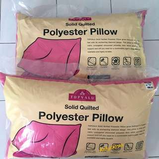 Polyester Pillow Pink Color