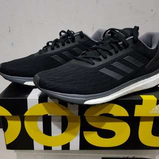 Sepatu Running Lari Adidas Response Lite Boost not nike free flyknit pureboost ultraboost