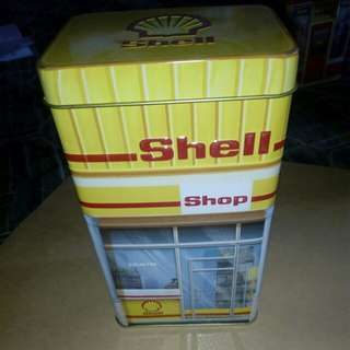 Shell Metal Decoration