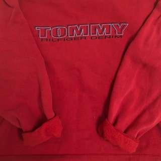 Vintage Oversized Tommy Hilfiger sweater