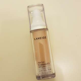 BRAND NEW LANEIGE SKIN VEIL FOUNDATION