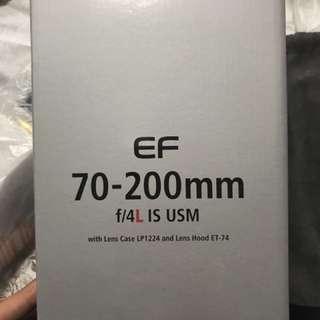 小小白 70-200mm f/4
