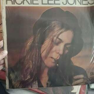 🚚 黑膠唱片rickie lee johns