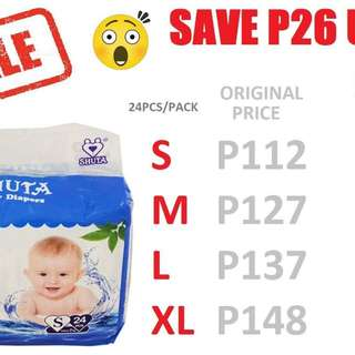 Diapers / Wipes for sale!!!