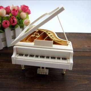 Grand Piano Musical Box