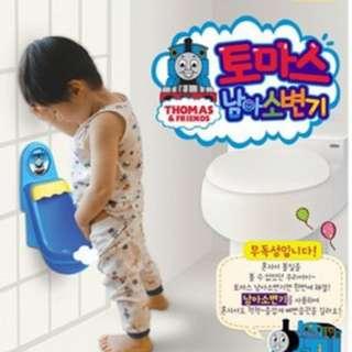 Thomas Toilet 清貨