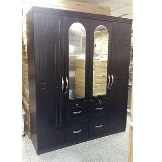 WD-423 4 DOOR WARDROBE