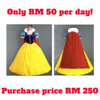 Disney Snow White Costume