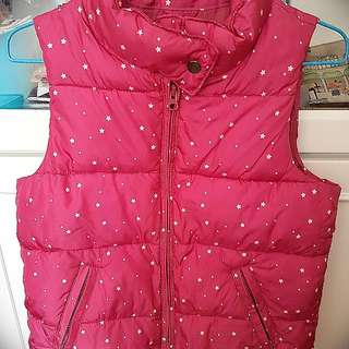 Kids Winter Vest