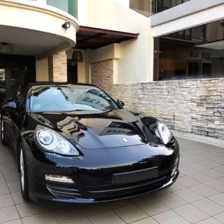 Porsche Panamera 3.6 Auto PDK