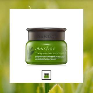 INNIS FREE The Green Tea Seed Cream
