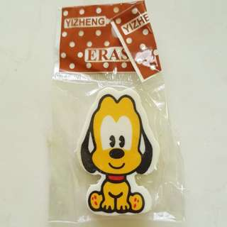 3101 NEW Dog Eraser