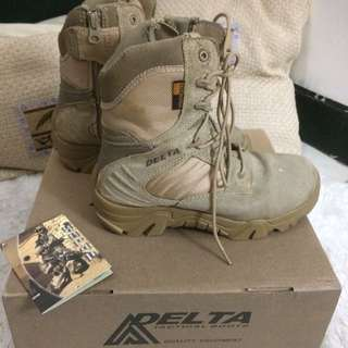 Preloved Original Sepatu Hiking Delta Force