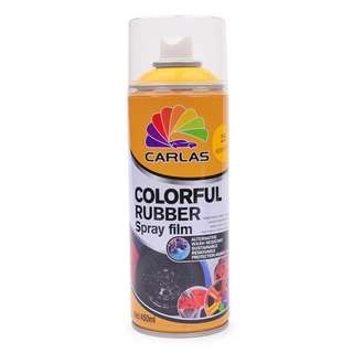 Carlas Colorful Rubber Spray film 400ml (Yellow)