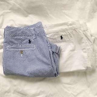 ralph lauren shorts brand new