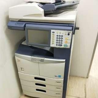 Toshiba e-studio 255 fax & copier machine