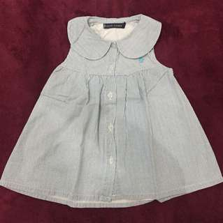 REPRICED!!! Ralph Lauren Baby Dress
