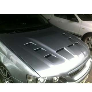 Bonnet Customization for all cars